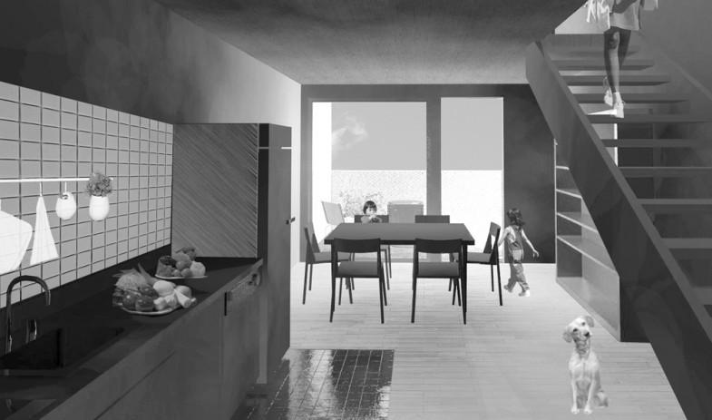 final kitchen view maisonette444